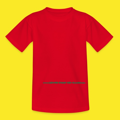 wwwlduscom22x1 - Teenager T-Shirt