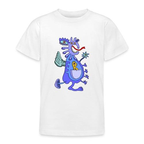 Blue Dragon - Maglietta per ragazzi
