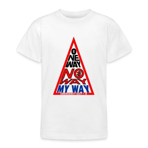 No way - Maglietta per ragazzi