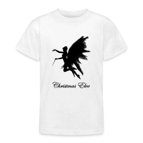 Isle of Christmas Elves - Teenage T-Shirt