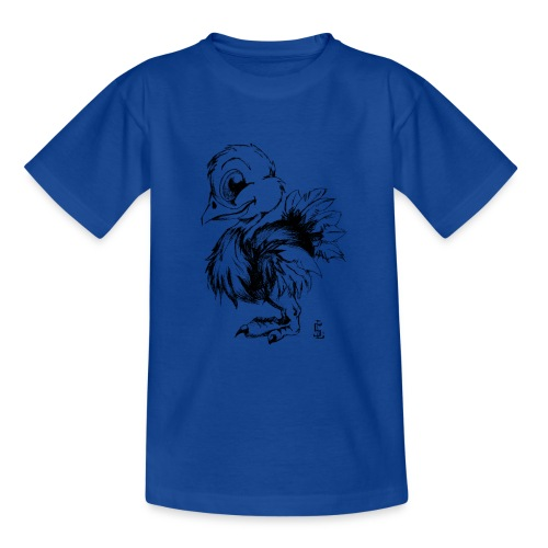 Autruchon - T-shirt Ado