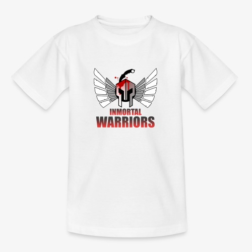 The Inmortal Warriors Team - Teenage T-Shirt