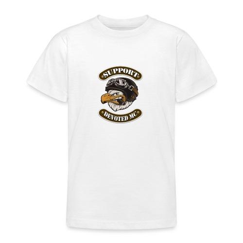 T-Shirt DEVOTEDMC SUPPORTSHOP10003 - T-skjorte for tenåringer