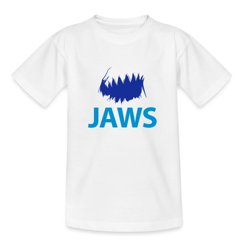 Jaws Dangerous T-Shirt - Teenage T-Shirt