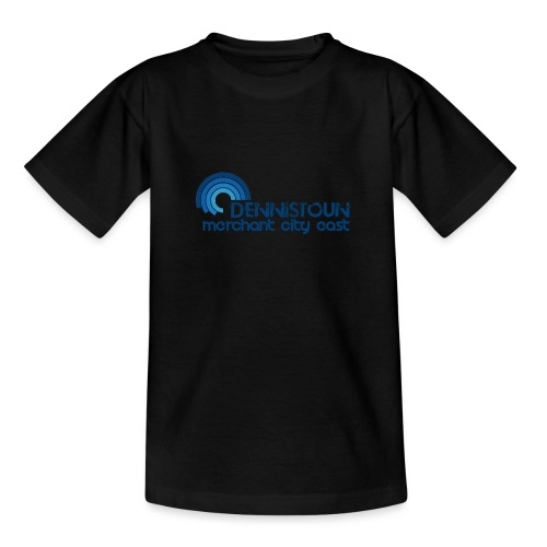 Dennistoun MCE - Teenage T-Shirt