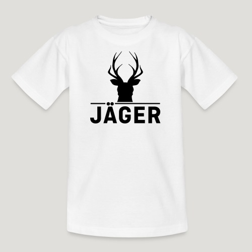 Jäger! Jäger Shirt Jaeger - Teenager T-Shirt