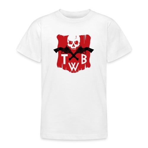 TWB logo - Maglietta per ragazzi