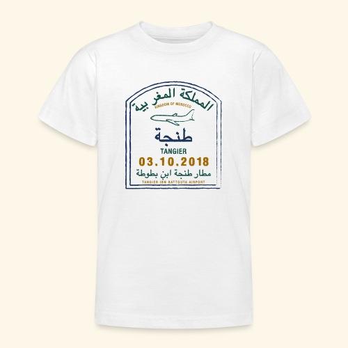 Tanger - T-shirt Ado