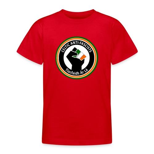 celtantifa copy - Teenage T-Shirt
