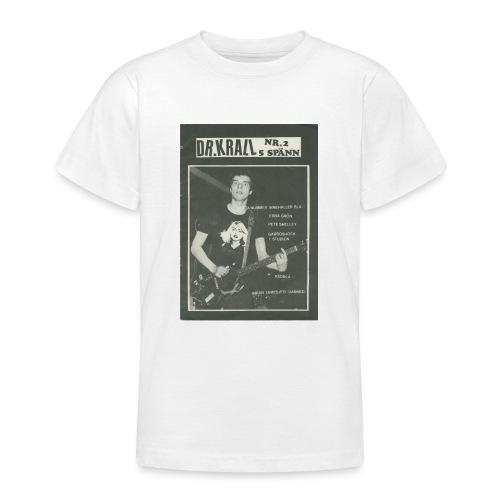 Svart Dr Krall - T-shirt tonåring