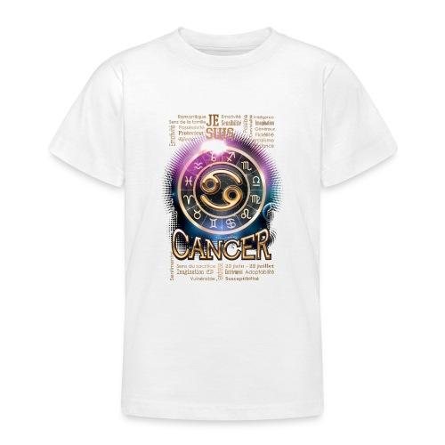 CANCER - T-shirt Ado
