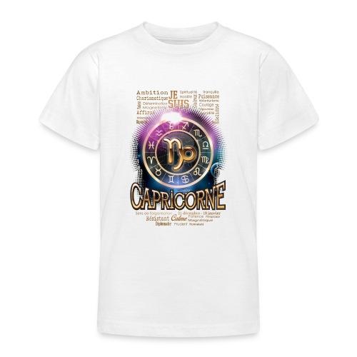 CAPRICORNE - T-shirt Ado