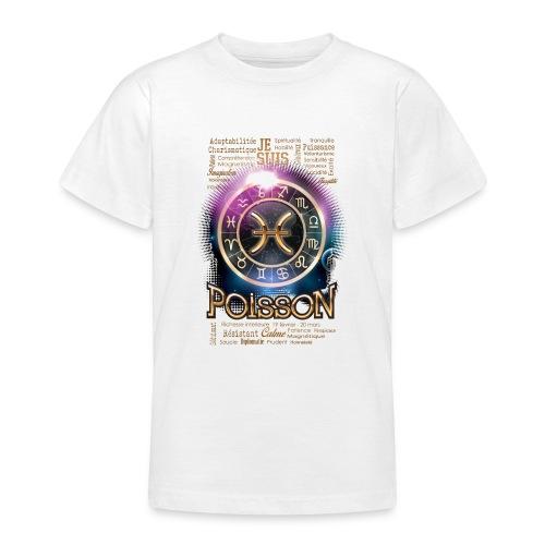 POISSONS - T-shirt Ado
