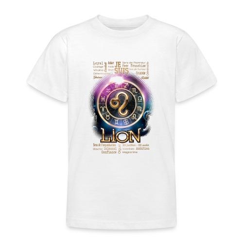 LION - T-shirt Ado