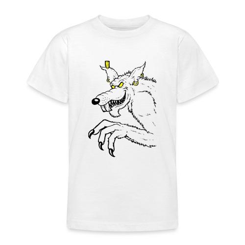 Monster Ratte - Teenager T-Shirt