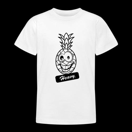 Design Ananas Heavy - T-shirt Ado