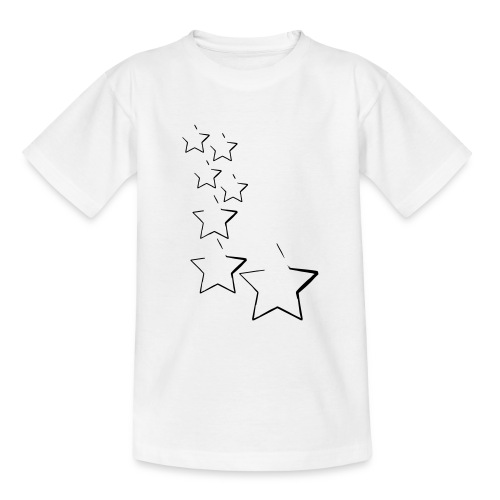 sterne - Teenager T-Shirt