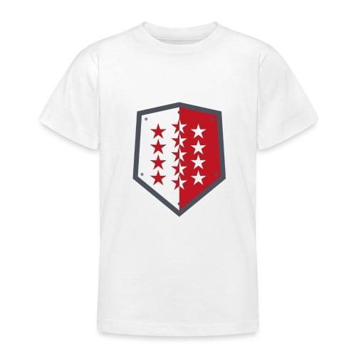 Wallis 1815 Valais - Teenager T-Shirt