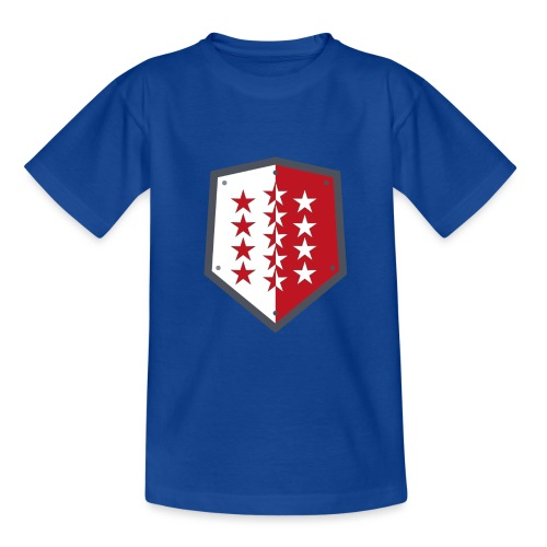 Wallis 1815 Valais - Teenager T-Shirt