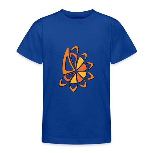 spicchi di sole caldo multicolore - Maglietta per ragazzi