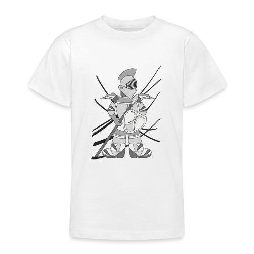 robot metallico - Maglietta per ragazzi