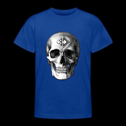 Skull tatoo - T-shirt Ado
