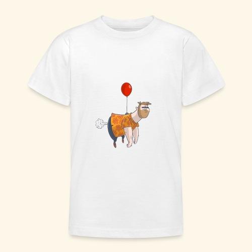 Ballon man - Teenager T-shirt