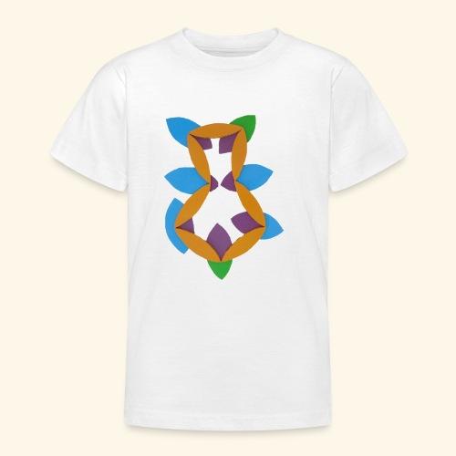 oranjeblanjebleu - Teenager T-shirt