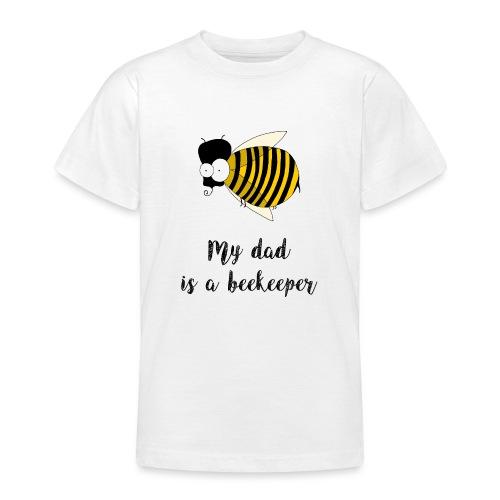 Mio padre è un apicoltore - Maglietta per ragazzi