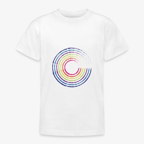 Circle rainbow - Maglietta per ragazzi