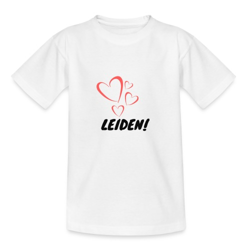 Love Leiden - Teenager T-shirt