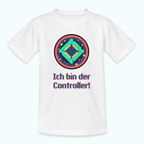 I am the controller - Teenage T-Shirt