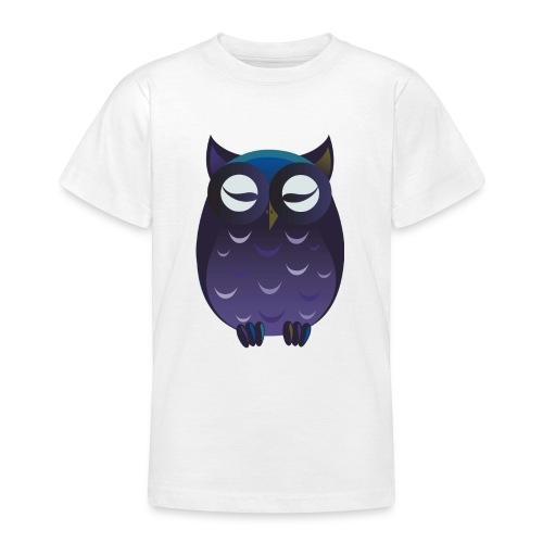 maglietta gufo - Maglietta per ragazzi
