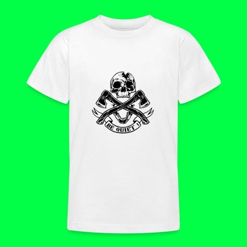 BE QUIET - T-shirt Ado