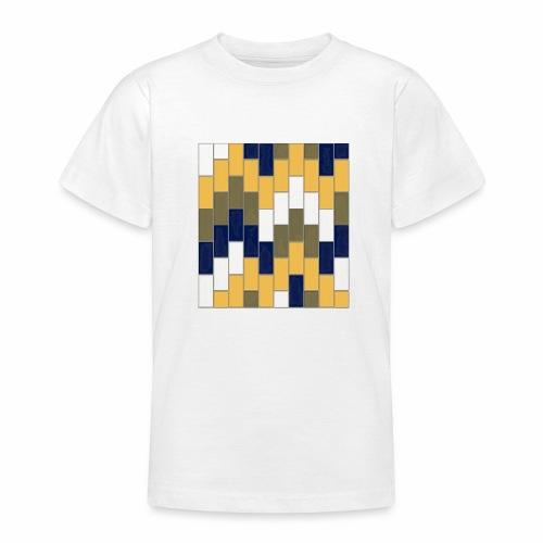ONT WAY SUBWAY - Teenage T-Shirt