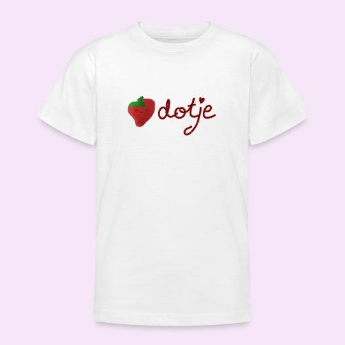 Baby aardbei Dotje - cute - Teenager T-shirt