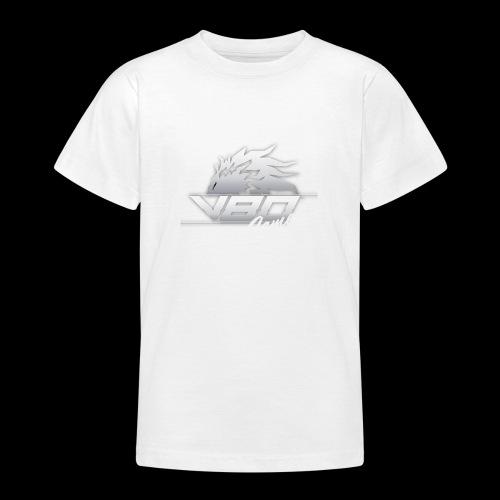 logo lionheartv80 chiaro trasparente - Maglietta per ragazzi
