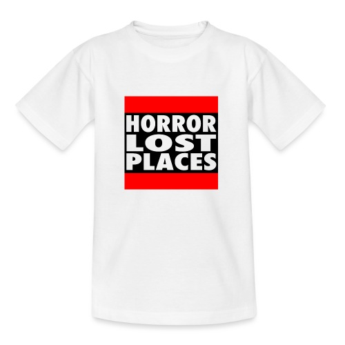 Horror Lost Places - Teenager T-Shirt