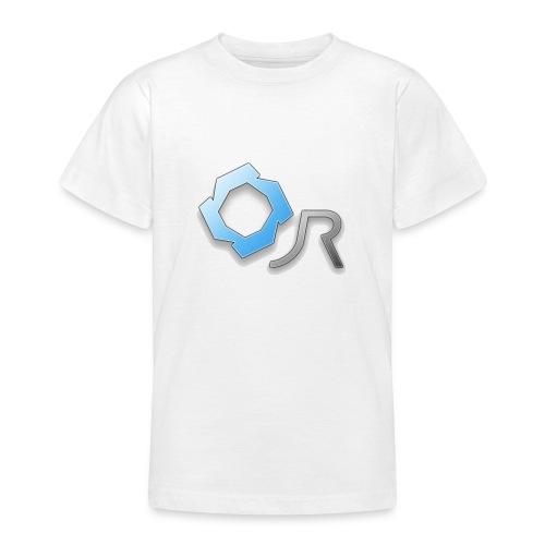 Original JR Logo - Teenage T-Shirt