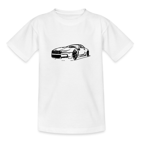 Aston Martin - Teenage T-Shirt