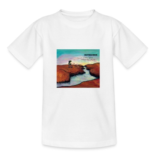 Quiet Litte Place Called The Inside - Teenager T-Shirt