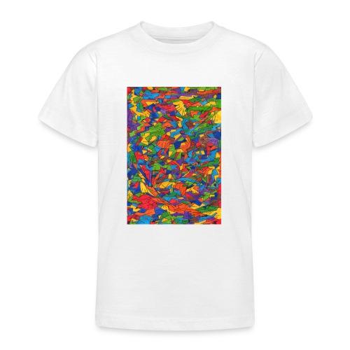 Color_Style - Camiseta adolescente