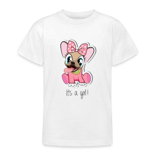 Baby Naya - It's a Girl - T-shirt Ado