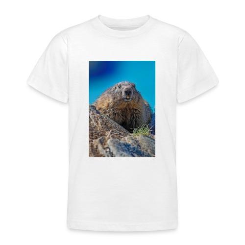 Das Murmeltier - Teenager T-Shirt