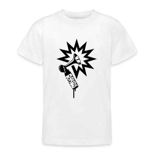 PTB Horn - Teenage T-Shirt