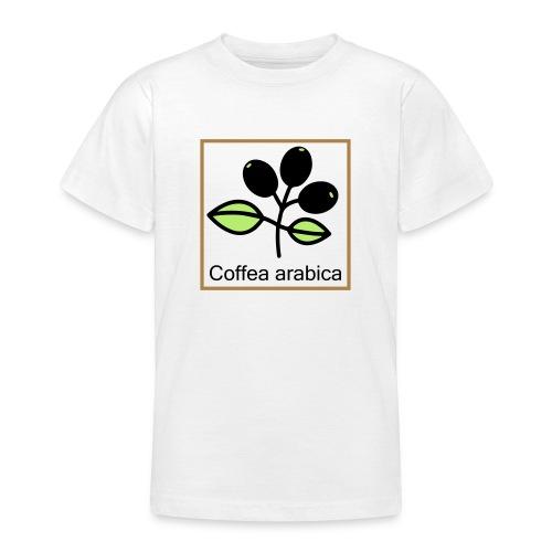 Coffea arabica - Teenager T-Shirt