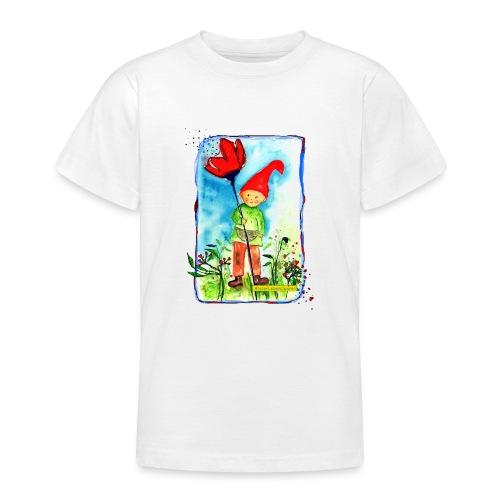 Zwerg - Teenager T-Shirt