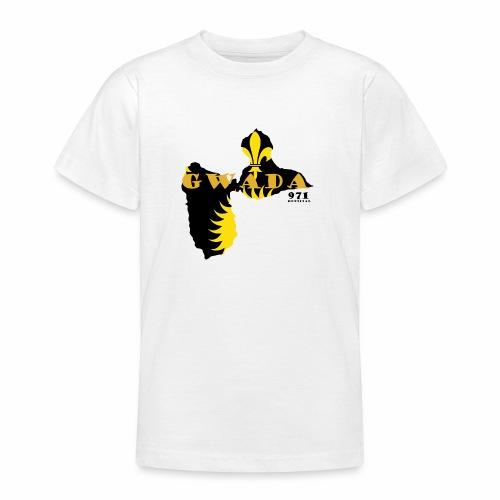 GUADELOUPE - T-shirt Ado