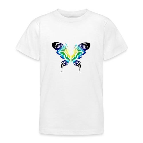 Motyl kolor - Koszulka młodzieżowa