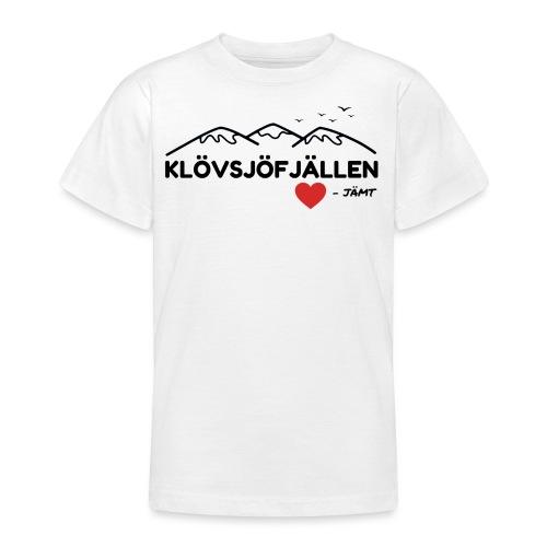 Klövsjöfjällen - T-shirt tonåring